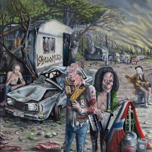 "LOBOTOMIZED - ""Norwegian Trash"" LP"
