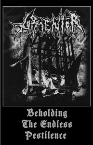 "TORMENTOR - ""Beholding the Endless Pestilence"" MC"